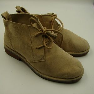 Hush Puppies Womens 7 Cyra Catelyn Tan  Boots